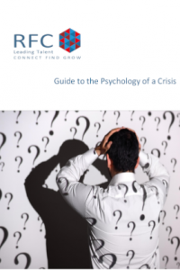 psychology of a crisis-cover
